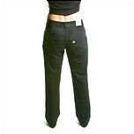 Classic fit Black Jeans by Designer Angel
